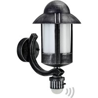 Country style Dorothee outdoor wall light  black