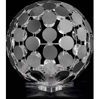 Sfera table lamp with clear base  60 cm