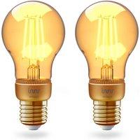 Innr LED E27 4 2W Smart filament warm white gold 2