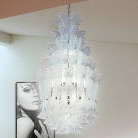 Impressive hanging light Petali  110 cm high