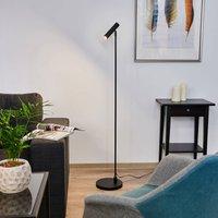 Arletta LED floor lamp black