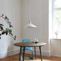 Nyta Pretty wide hanging lamp 3m  matt white