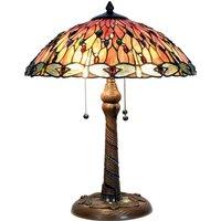 Enchanting table lamp Bella  Tiffany style