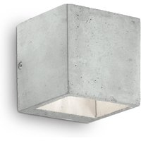 Kool wall light made of cement  height 10 cm