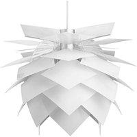 Dyberg Larsen PineApple M hanging light 45cm white