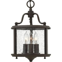Antique looking hanging light Gentry