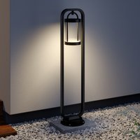 Lucande Caius LED-Wegeleuchte