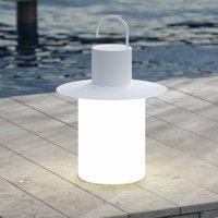 Nautic LED terrace light 1 x USB white