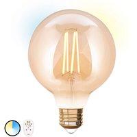 iDual LED bulb E27 9 W remote control 9 5 cm