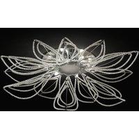 Girasole ceiling light  flower shape  85 cm