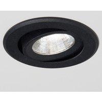 Agon Round LED downlight 3 000 K 40  black