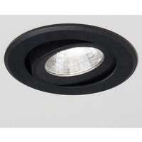 Image of Agon Round LED-Einbaustrahler 3.000K 40° schwarz