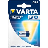 CR2  6206  3 V lithium battery from VARTA