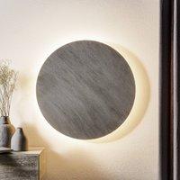 Escale Blade LED wall light  concrete look   59 cm