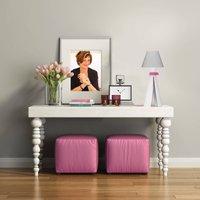 Aluminor Floh fabric table lamp
