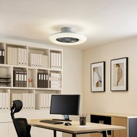 Starluna Madino LED ceiling fan with lighting