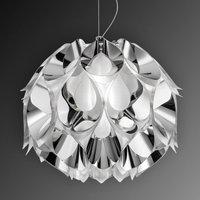 Silver Flora hanging light  50 cm