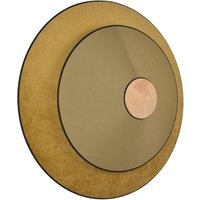 Forestier Cymbal S LED wall light  bronze