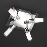 Marco ceiling light with with 4 bulbs