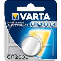 VARTA Lithium button cell CR2032 3 V 220 mAh