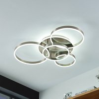 Lindby Kisha LED ceiling light