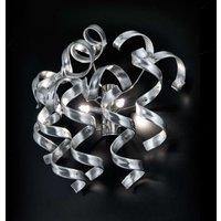 Exclusieve wandlamp Silver