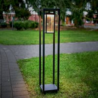 Rahmenförmige LED-Pollerleuchte Ferdinand