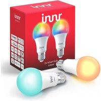 E27 9 5 W Innr Smart Bulb Colour LED bulb  2 pack