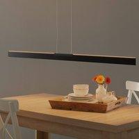 Bopp Nano   LED hanging light  black 140 cm