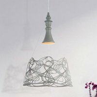 Elva hanging light grey