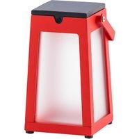 Tinka LED solar lantern portable  red
