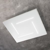 Square LED ceiling light Trail