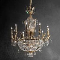 Imperia   impressive chandelier