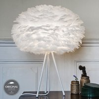 UMAGE Eos medium table lamp  white