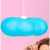 Newgarden Claudy hanging lamp  cloud shape  blue