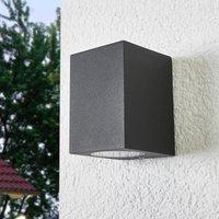 Xava outdoor wall lamp  downward shining light