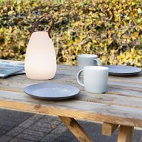 OOO 50002 LED table lamp for outdoors with battery