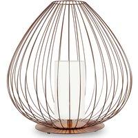 Karman Cell   cage floor lamp  bronze    84 cm