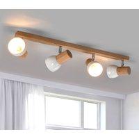 Functional Svenda ceiling lamp   4 bulb