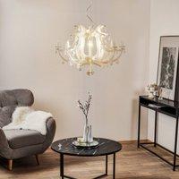 White Ginetta designer hanging light