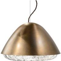 Kira SP P hanging light E27  brass