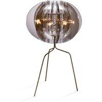 Extravagant Atlante floor lamp