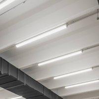 Siteco Monsun 41 LED batten light length 120cm 17W