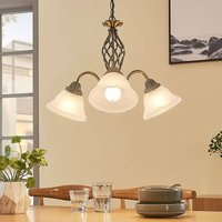 3 bulb pendant light Mialina