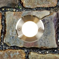 LED 18 stainless steel LED recessed floor light