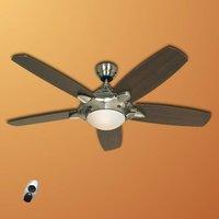 Illuminated ceiling fan Mercury