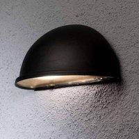 Torino outdoor wall light E27  black