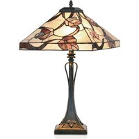 Table lamp APPOLONIA in the Tiffany style