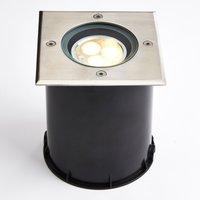 LED-Bodeneinbauleuchte schwenkbar, IP67, 215 Lumen