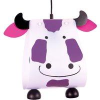 Cow Hanging Light Unusual for Children s Room